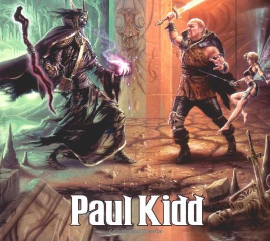 Paul Kidd Book