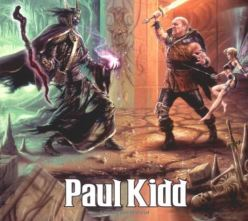 Paul Kidd Book